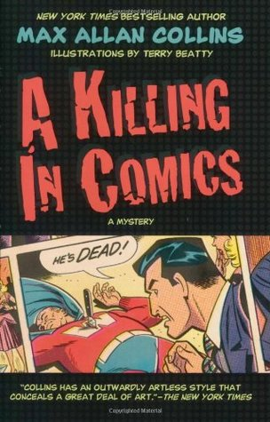 [PDF] [EPUB] A Killing in Comics (Jack and Maggie Starr, #1) Download by Max Allan Collins