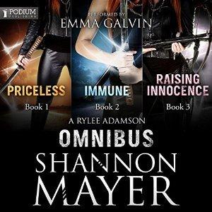 [PDF] [EPUB] A Rylee Adamson Omnibus:  Books 1-3 Download by Shannon Mayer