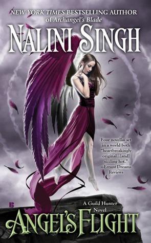 [PDF] [EPUB] Angels' Flight (Guild Hunter, #0.4, #0.6, #0.8, #3.5) Download by Nalini Singh
