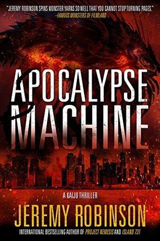 [PDF] [EPUB] Apocalypse Machine Download by Jeremy Robinson