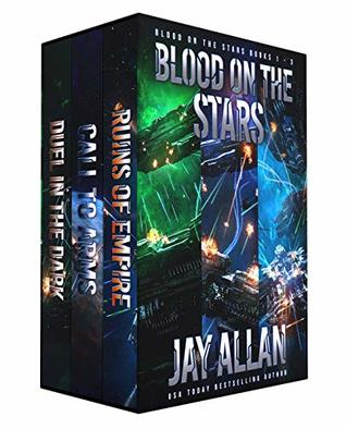 [PDF] [EPUB] Blood on the Stars Collection I (Blood on the Stars, #1-3) Download by Jay Allan