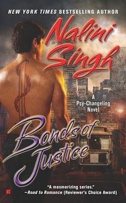 [PDF] [EPUB] Bonds of Justice (Psy-Changeling, #8) Download by Nalini Singh