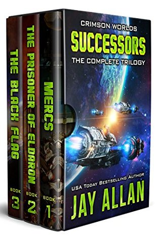 [PDF] [EPUB] Crimson Worlds Successors: The Complete Trilogy Download by Jay Allan