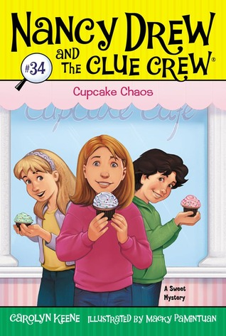[PDF] [EPUB] Cupcake Chaos (Nancy Drew and the Crew Clue, #34) Download by Carolyn Keene