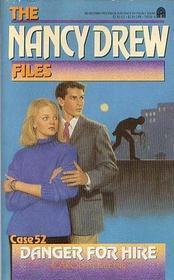 [PDF] [EPUB] Danger For Hire (Nancy Drew: Files, #52) Download by Carolyn Keene