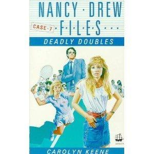[PDF] [EPUB] Deadly Doubles (Nancy Drew Files, #7) Download by Carolyn Keene
