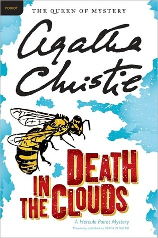 [PDF] [EPUB] Death in the Clouds (Hercule Poirot, #12) Download by Agatha Christie