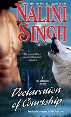 [PDF] [EPUB] Declaration of Courtship (Psy-Changeling, #9.5) Download by Nalini Singh