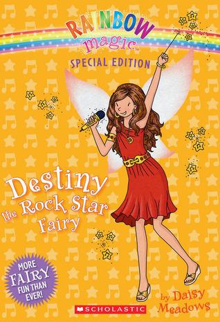 [PDF] [EPUB] Destiny the Rock Star Fairy (Rainbow Magic Special Edition) Download by Daisy Meadows