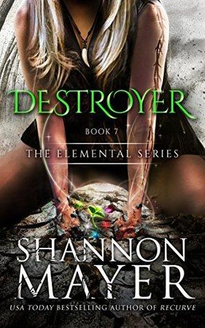 [PDF] [EPUB] Destroyer Download by Shannon Mayer