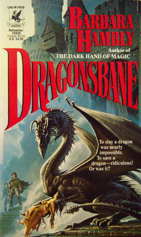 [PDF] [EPUB] Dragonsbane (Winterlands #1) Download by Barbara Hambly