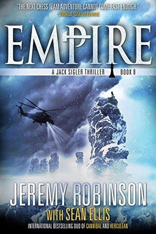 [PDF] [EPUB] Empire (A Jack Sigler Thriller Book 8) Download by Jeremy Robinson