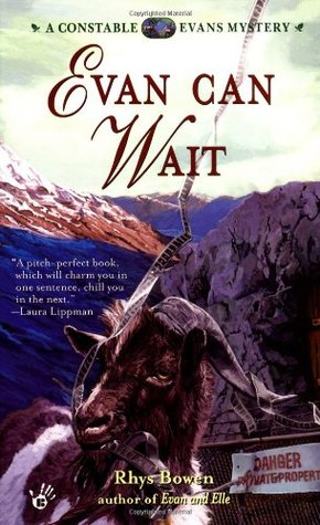 [PDF] [EPUB] Evan Can Wait (Constable Evans, #5) Download by Rhys Bowen