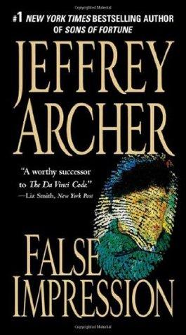[PDF] [EPUB] False Impression Download by Jeffrey Archer