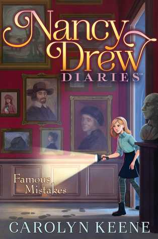 [PDF] [EPUB] Famous Mistakes (Nancy Drew Diaries #17) Download by Carolyn Keene