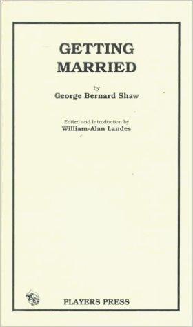 [PDF] [EPUB] Getting Married Download by George Bernard Shaw