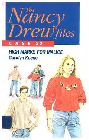 [PDF] [EPUB] High Marks for Malice Download by Carolyn Keene
