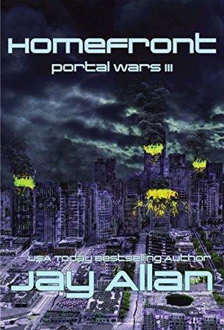 [PDF] [EPUB] Homefront (Portal Wars #3) Download by Jay Allan