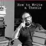 [PDF] [EPUB] How to Write a Thesis Download