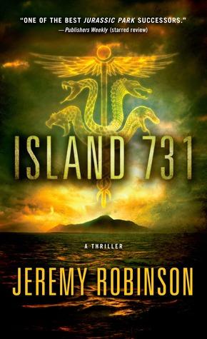 [PDF] [EPUB] Island 731 Download by Jeremy Robinson
