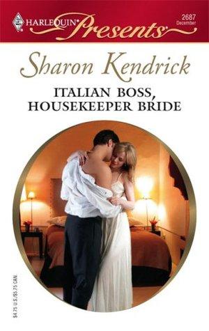 [PDF] [EPUB] Italian Boss, Housekeeper Bride Download by Sharon Kendrick