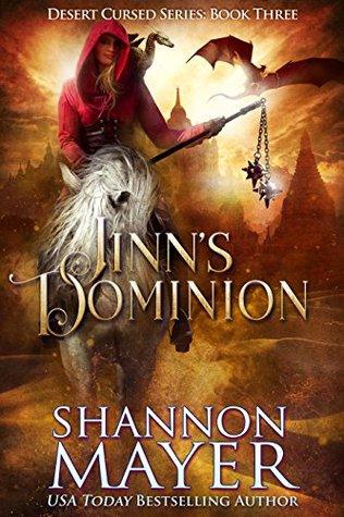 [PDF] [EPUB] Jinn's Dominion (Desert Cursed, #3) Download by Shannon Mayer