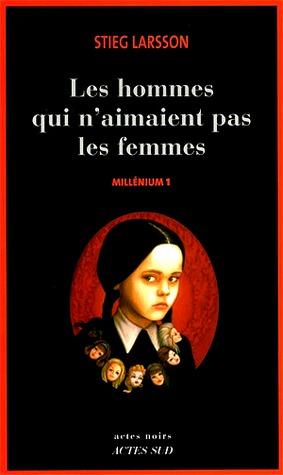 [PDF] [EPUB] Les hommes qui n'aimaient pas les femmes (Millénium, #1) Download by Stieg Larsson