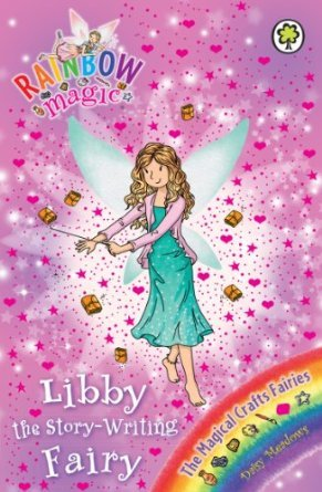 [PDF] [EPUB] Libby the Story-Writing Fairy (Rainbow Magic: The Magical Crafts Fairies, #6) Download by Daisy Meadows