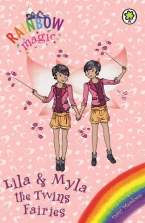 [PDF] [EPUB] Lila and Myla the Twins Fairies (Special Edition Fairies) Download by Daisy Meadows