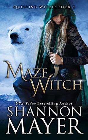 [PDF] [EPUB] Maze Witch (Questing Witch #3) Download by Shannon Mayer