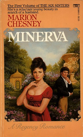[PDF] [EPUB] Minerva (The Six Sisters, #1) Download by Marion Chesney
