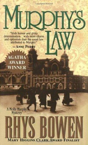 [PDF] [EPUB] Murphy's Law (Molly Murphy Mysteries, #1) Download by Rhys Bowen