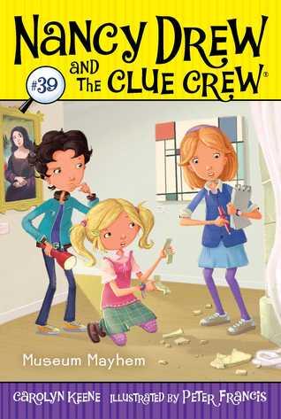 [PDF] [EPUB] Museum Mayhem (Nancy Drew and the Clue Crew #39) Download by Carolyn Keene