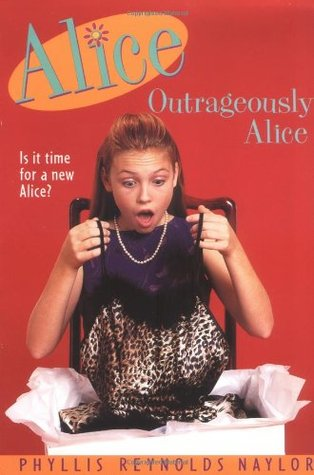 [PDF] [EPUB] Outrageously Alice (Alice, #9) Download by Phyllis Reynolds Naylor