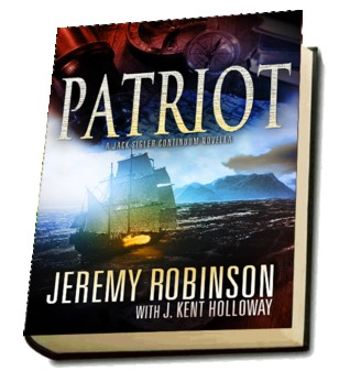 [PDF] [EPUB] Patriot (Jack Sigler: Continuum #2) Download by Jeremy Robinson