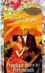 [PDF] [EPUB] Penelope Goes to Portsmouth (The Traveling Matchmaker, #3) Download by Marion Chesney
