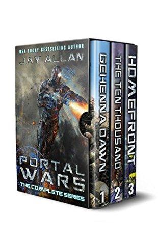 [PDF] [EPUB] Portal Wars: The Trilogy Download by Jay Allan