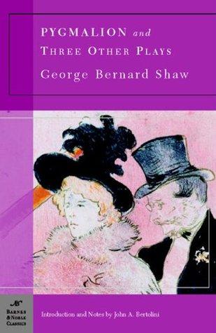 [PDF] [EPUB] Pygmalion and Three Other Plays Download by George Bernard Shaw