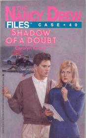 [PDF] [EPUB] Shadow of a Doubt (Nancy Drew: Files, #40) Download by Carolyn Keene