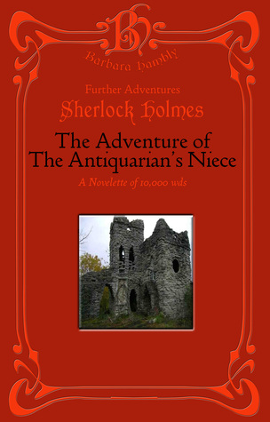 [PDF] [EPUB] Sherlock Holmes: The Adventure of the Antiquarian's Niece Download by Barbara Hambly