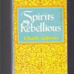 [PDF] [EPUB] Spirits Rebellious Download