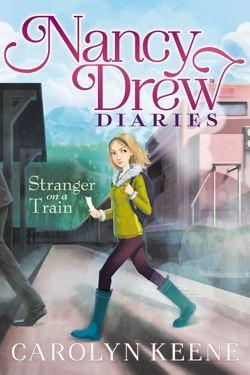 [PDF] [EPUB] Strangers on a Train (Nancy Drew Diaries #2) Download by Carolyn Keene