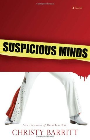 [PDF] [EPUB] Suspicious Minds (Squeaky Clean Mystery, #2) Download by Christy Barritt