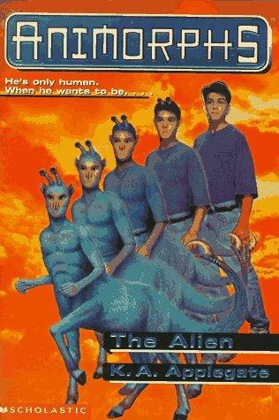 [PDF] [EPUB] The Alien (Animorphs, #8) Download by K.A. Applegate