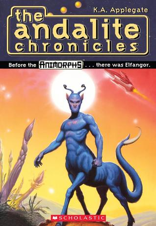 [PDF] [EPUB] The Andalite Chronicles (Animorphs Chronicles, #1) Download by K.A. Applegate