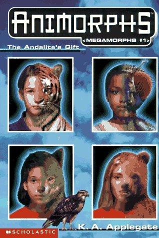 [PDF] [EPUB] The Andalite's Gift (Megamorphs, #1) Download by K.A. Applegate