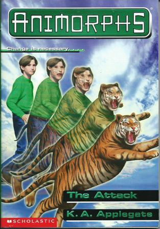 [PDF] [EPUB] The Attack (Animorphs, #26) Download by K.A. Applegate
