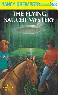 [PDF] [EPUB] The Flying Saucer Mystery (Nancy Drew, #58) Download by Carolyn Keene