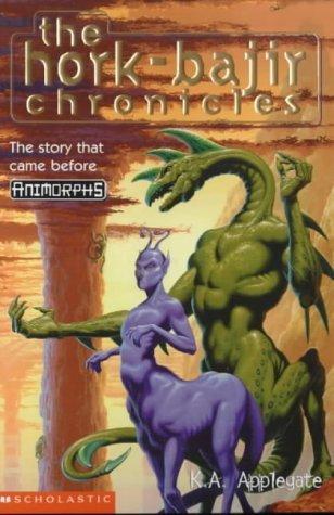 [PDF] [EPUB] The Hork-Bajir Chronicles (Animorphs Chronicles, #2) Download by K.A. Applegate