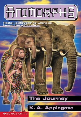 [PDF] [EPUB] The Journey (Animorphs, #42) Download by K.A. Applegate